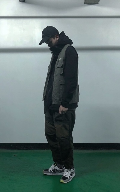適合URBAN OUTDOOR、機能、TECHWEAR、URBANWEAR、GOOPI的穿搭