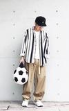 時尚穿搭:多運動有益身體健康