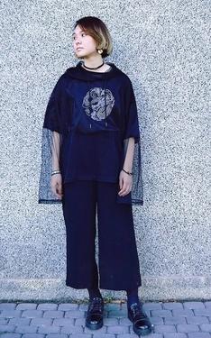 時尚穿搭:未來人