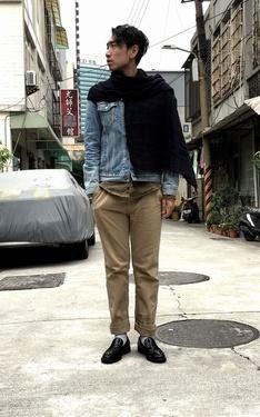 時尚穿搭:日系街頭