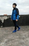 NIKE NIKE ZOOM AMBASSADOR VII 籃球鞋的時尚穿搭