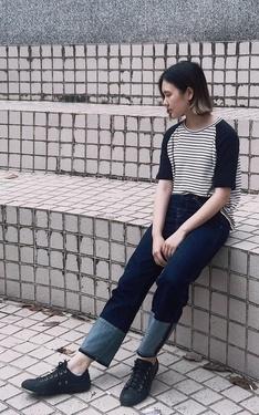 時尚穿搭:安妮 2019-04-22的搭配