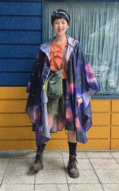 時尚穿搭:Rainy Style