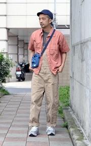 PLAIN-ME PM旅行小包的時尚穿搭