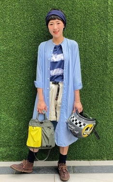 時尚穿搭:日系休閒