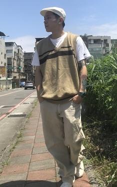 時尚穿搭:Jim 2019-06-24的搭配