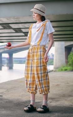 時尚穿搭:蘋果日