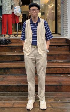 時尚穿搭:常春藤