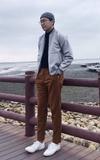 時尚穿搭:只想把褲子顏色凸顯出來而已