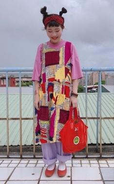 時尚穿搭:畢卡索美術館的波波🎨