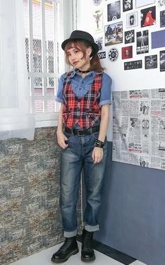 時尚穿搭:Green Day要來台灣我的天