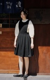 SOMEPIECE WOOL SUNDRESS的時尚穿搭