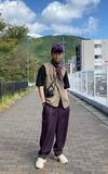時尚穿搭:京都 / 混著