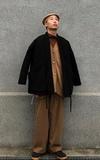時尚穿搭:披了黑衣的熊🐻