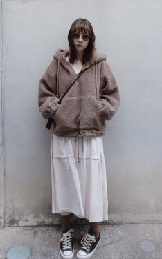 時尚穿搭:Hoodies Season