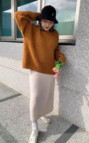 PAZZO 毛衣的時尚穿搭