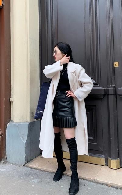 適合簡約時尚、法式極簡、法式優雅、歐美時尚、STREETSTYLE的穿搭