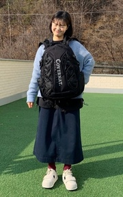 COVERNAT 20SS CORDURA AUTHENTIC SPIDER RUCKSACK BLACK的時尚穿搭