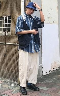 時尚穿搭:游豐澤 2020-03-16的搭配