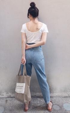 時尚穿搭:Simple Chic