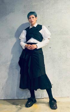 時尚穿搭:黑白穿搭