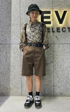 時尚穿搭:小學生穿搭