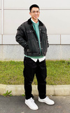 時尚穿搭:台北8度天氣晴