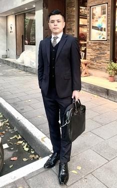 時尚穿搭:台北紳士