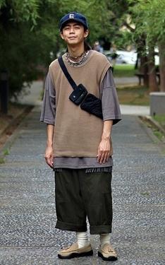 時尚穿搭:感冒週