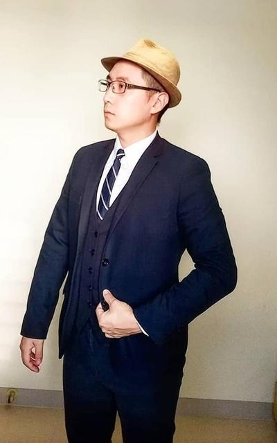 適合紳裝日常、夏季穿搭、不怕冷氣吹、正裝紳士、防疫的穿搭