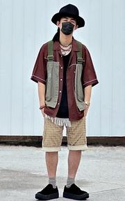 TOKYO BOPPER 厚底鞋的時尚穿搭