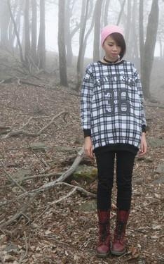 時尚穿搭:我都到清境了不能讓我假文青嗎?