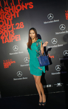 時尚穿搭:VOGUE FNO AT BREEZE CENTER
