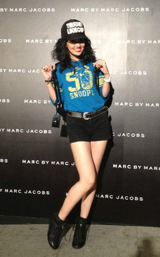 時尚穿搭:Xu Yin 2013-09-29的搭配