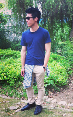 時尚穿搭:Grey Huang 2013-09-30的搭配