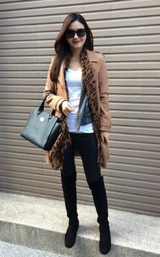 時尚穿搭:Jennifer Wei 2014-02-24的搭配