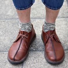 CLARKS ORIGINALS 的 皮鞋