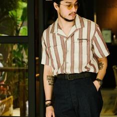 RETRODANDY 的 開襟襯衫