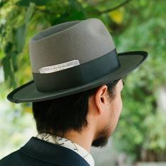 THE H.W DOG&CO 的 紳士帽