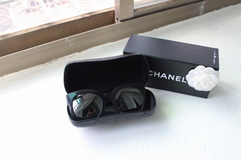 CHANEL 的 太陽眼鏡