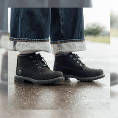 TIMBERLAND 的 短靴