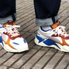 PUMA SELECT 的 復古球鞋