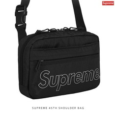 SUPREME 的 SUPREME 45TH SHOULDER BAG