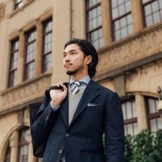 THE ANTHOLOGY TAIWAN 的 西裝外套