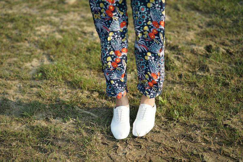 REPETTO 的 小羊皮休閒鞋