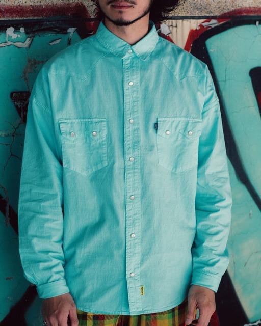 LEVI'S MADE & CRAFTED 的 襯衫