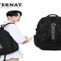 COVERNAT 的 [COVERNAT] 20SS CORDURA AUTHENTIC SPIDER RUCKSACK BLACK