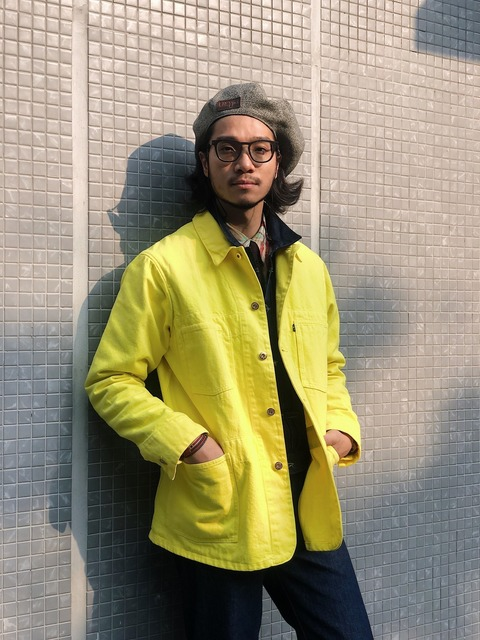 LEVI'S MADE & CRAFTED 的 COVERALL