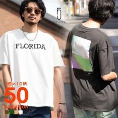 ZIP FIVE 的 LOGO印刷短袖T恤