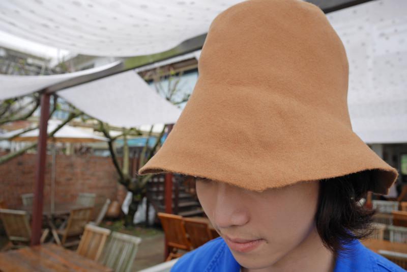 REINHARD PLANK  的 塑型帽